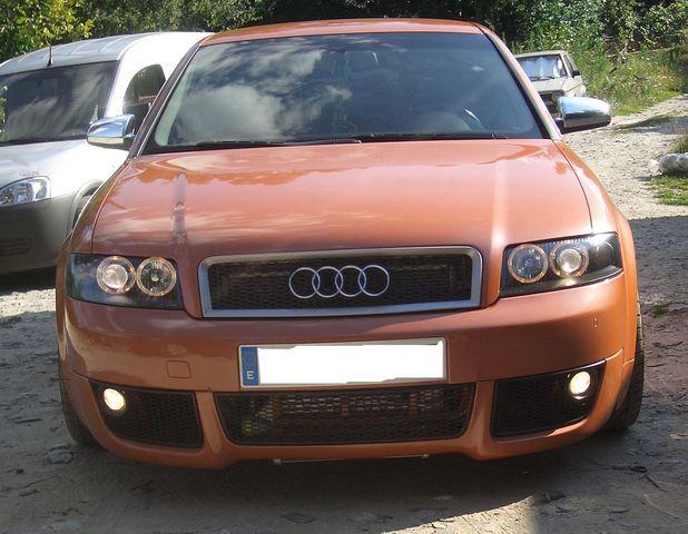 Audi A4 B6 Kitcar Sc